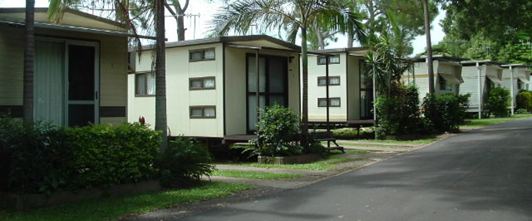 Caravan Park Cabins Accommodation