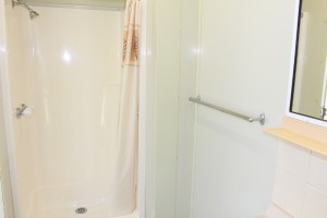 Ensuite Site Shower