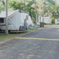 Powered Caravan Sites